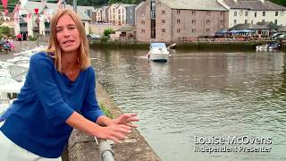 Baltic Wharf, Totnes - TV style video tour with drone footage
