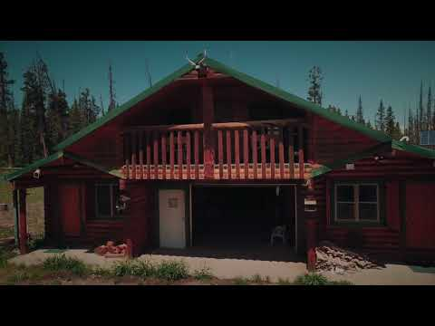 Off Grid Elk Hunting Lodge For Sale In Colorado