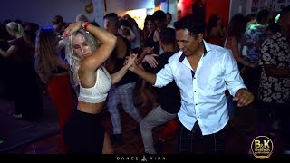Fabian and Livia Bachata Sensual by Dance Vida | Sed de ti Dustin Richie Resimi