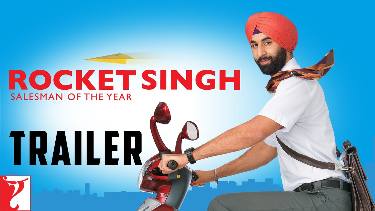 Download Rocket Singh - Salesman of the Year   Official Trailer   Ranbir Kapoor