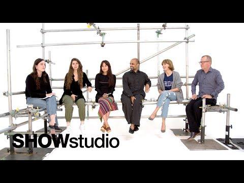 Calvin Klein - Spring / Summer 2018 Panel Discussion