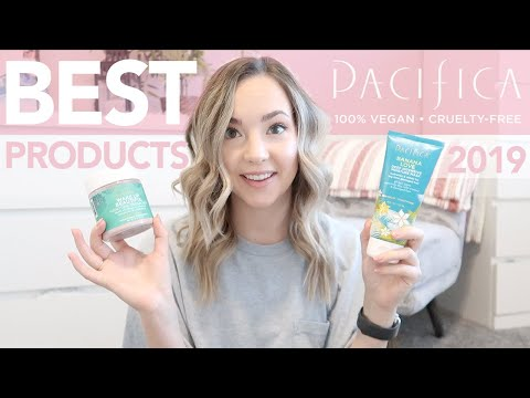 The Best PACIFICA Products! Top 10 Favorites!
