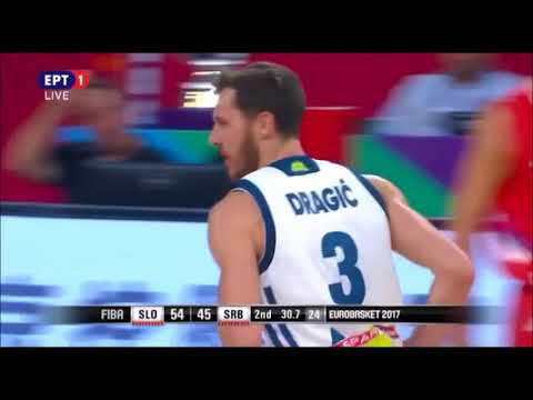Slovenia vs Serbia 93-85 /Eurobasket 2017 Final Highlights {17-9-2017}
