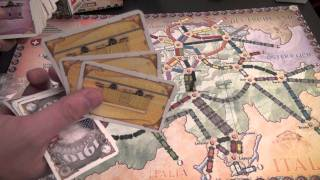 Ticket to Ride India Review - with Tom Vasel
