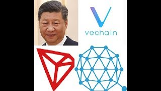 Vechain(VET), NEO, ONT, TRON, QTUM, and chinese coins pump hard, whats next?