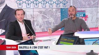 La fin du feuilleton: Balotelli à l'OM, accord trouvé ! Di Meco réagit
