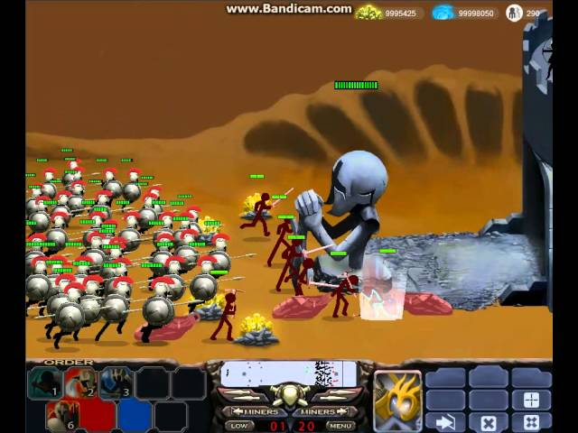 Play the game stick war 2 games thunder attack 2