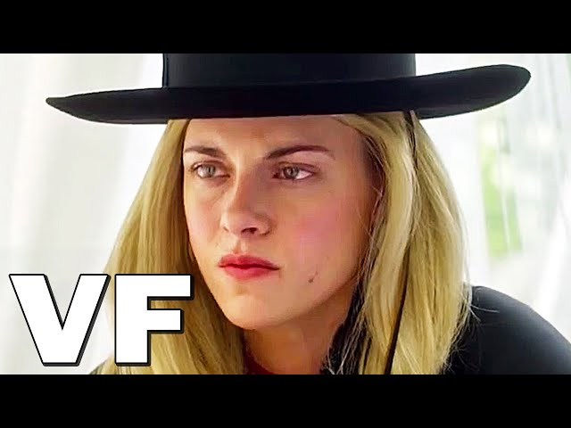 J.T. LEROY Bande Annonce VF (Kristen Stewart, 2020)