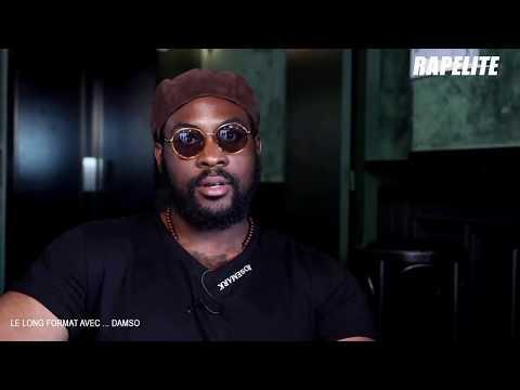 DAMSO : '' Nekfeu c'est un babtou qui n'a pas sa place dans le Rap Game''