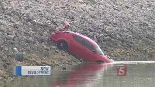 Car Pulled From River; Male Found Deceased Inside
