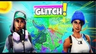 GLITCH BACK ON DEPART Island on FORTNITE Battle Royale !!!