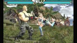 Tekken Tag Tournament - Jack-2 + P. Jack