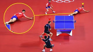 Comedy Table Tennis & Funniest Moments