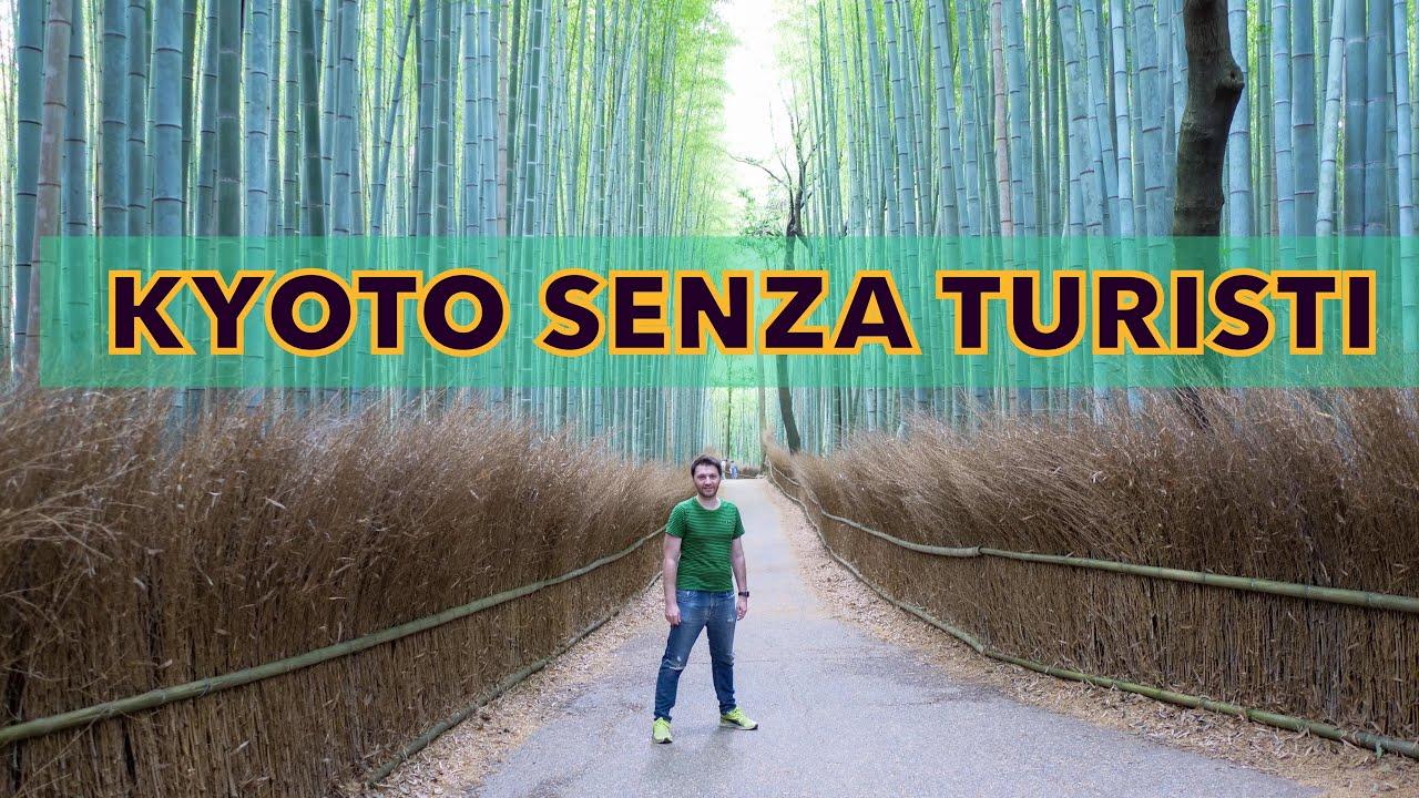 KYOTO SENZA TURISTI