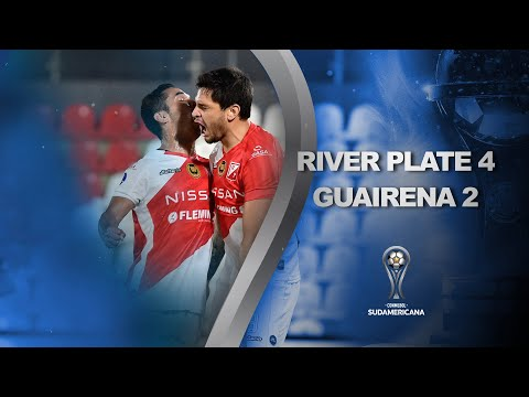 River Plate Guairena FC Goals And Highlights