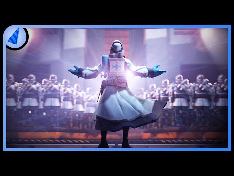 This enchanting Team Fortress 2 movie took 6 months of work