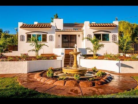 Продаем виллу в испанском стиле // California 159