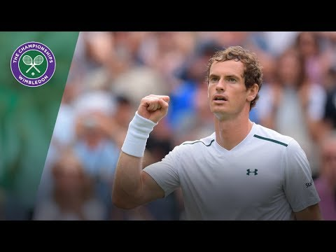 Andy Murray cruises into Wimbledon 2017 second round
