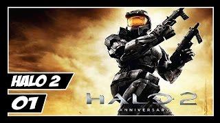 HALO 2 - [XONE] - #1 - O HEREGE - [Legendado PT-BR] Saga Halo