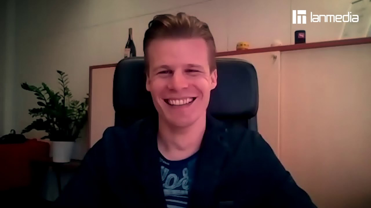 Florian Semmler | GF von Mediapool | lanmedia Business Talk