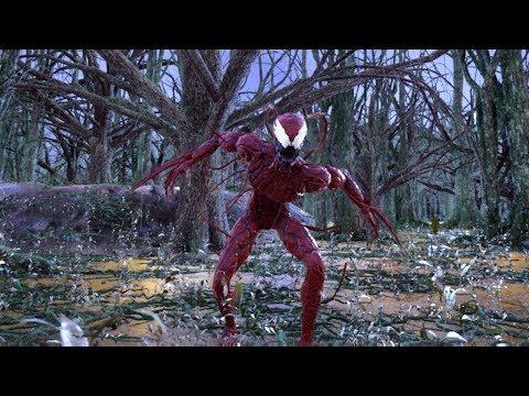 Spider-Man vs. Venom vs. Carnage - Spider-Man Ultimate Game - Carnage Forest Night