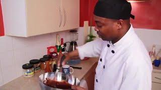 My First BBQ Chicken Recipe Video  On YouTube