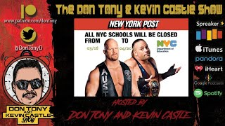 Don Tony And Kevin Castle Show 03/16/20: WWE WrestleMania 36 Move to Performance Center + Raw Review