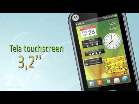 Celluloco.com Presents: Motorola Screen Dual Chip EX128