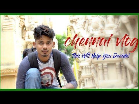 Chennai Vlog: What To Do In Chennai | Day 1|