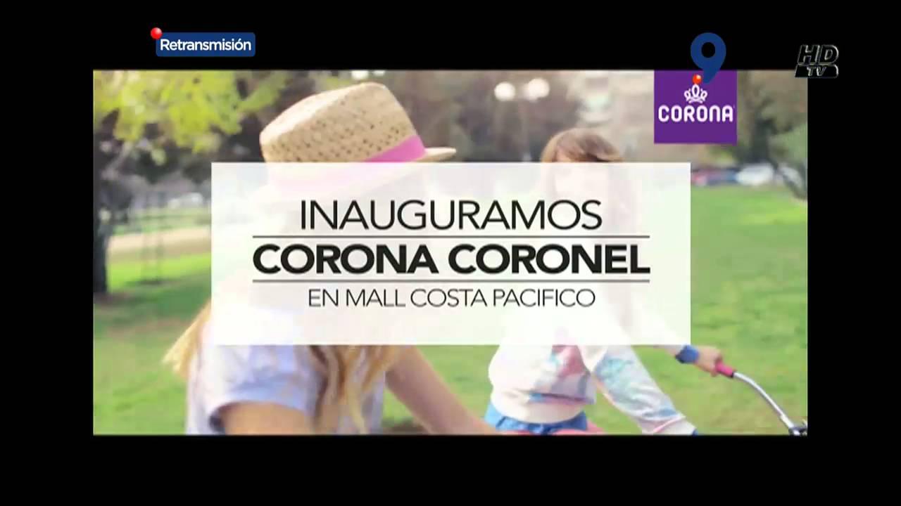 85e5128d37480 SPOT CORONA CORONEL INAGURACION EL GALLINERO MIERCOLES 27 DE ABRIL ...