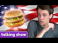 Talking Show -  Burgers and Politics