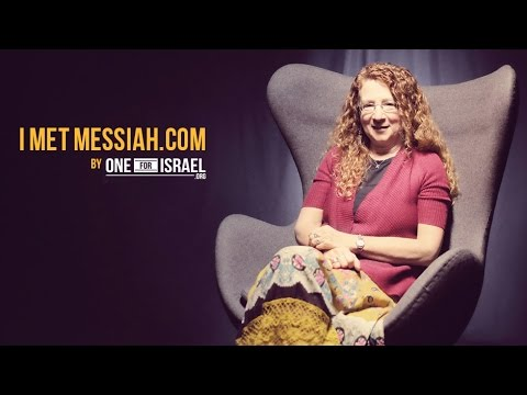 WOW! A Jewish lawyer and a leader in her synagogue who turned to Jesus in a supernatural way!