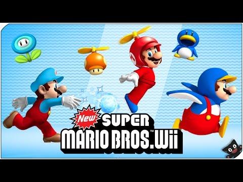 Kamek Es El P$*Ç AMO!! - New Super Mario Bros Wii Con @Naishys