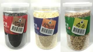 농업회사법인 청맥㈜ - 잡곡5종세트