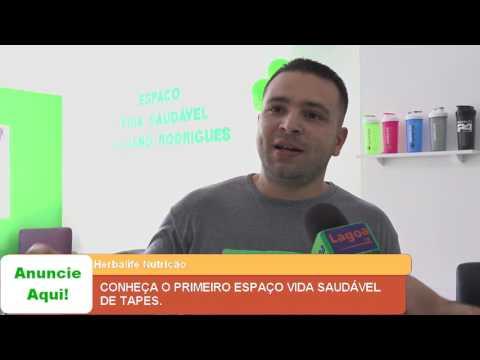 CONHEÇA O PRIMEIRO ESPAÇO VIDA SAUDÁVEL DE TAPES.