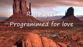 Roy Ayres - Programmed for love.wmv