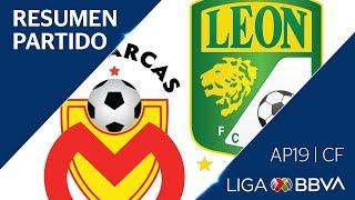 Resumen Y Goles | Morelia Vs León | Cuartos De Final - Apertura 2019 | Liga Bbva Mx