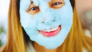 One of CloudyApples's most viewed videos: Bubble Mask First Impression!