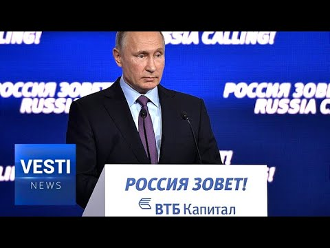 Putin Demonstrates That Russian Economy No Longer Shackled to Oil and Gas