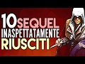 watch he video of Top 10 Sequel INASPETTATAMENTE Riusciti