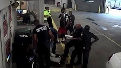 Jacksonville Police Brutality - Jail Video Martinez knocked unconsious and ignored by JSO