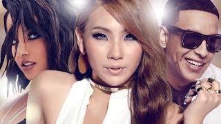 Daddy Yankee ft. Becky G, Natti Natasha & 2NE1 - Falling In Dura (TeijiWTF Mashup)