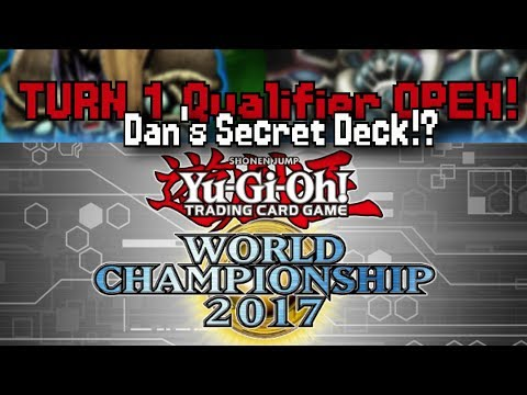 Turn 01, World Championship 2017 Qualifier || Dan || Yu-Gi-Oh! Duel Links