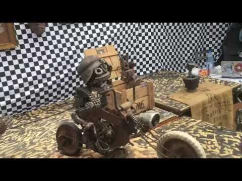 Art mécanique