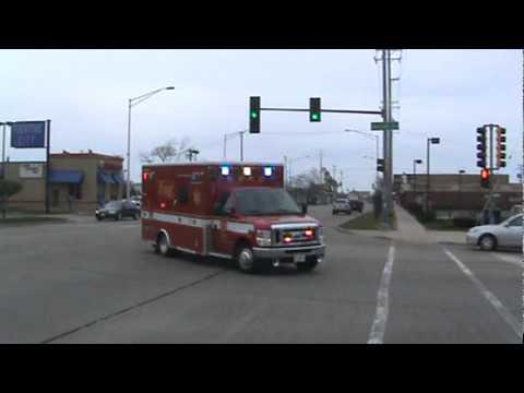 Norwood Park Fire Responding