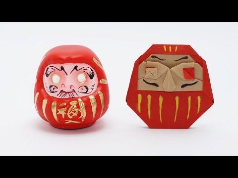 Origami Daruma-Jo Nakashima