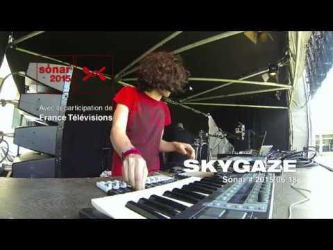 SKYGAZE (live) at Sónar Festival 2015