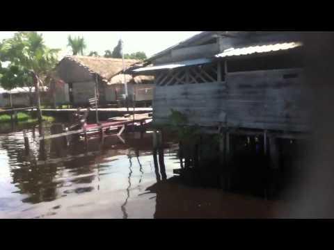 House in Warao village