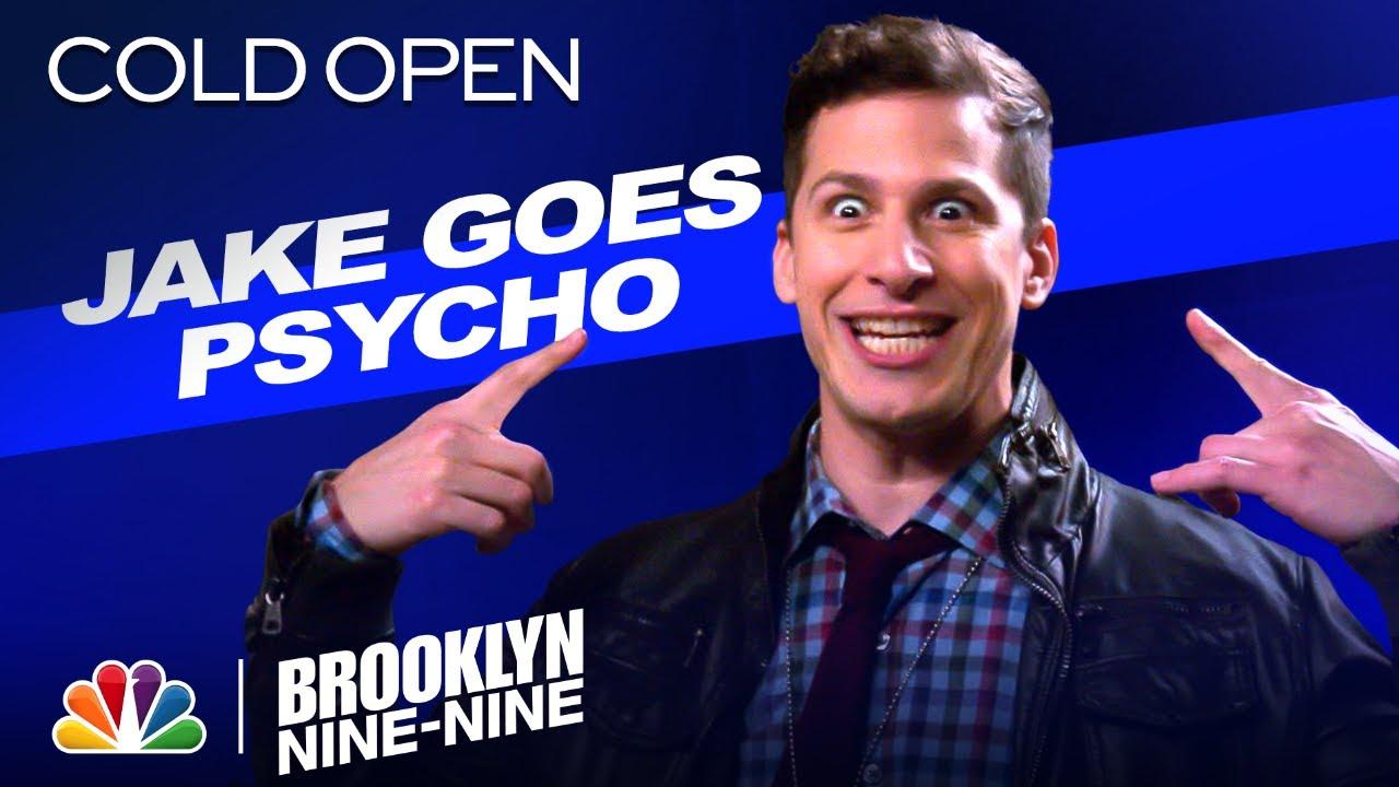Cold Open: Jake Goes Crazy in Interrogation - Brooklyn Nine-Nine