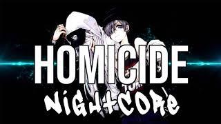 (Nightcore) Homicide - Logic, Eminem